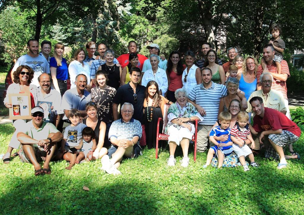 Meine Gastfamilie und Verwandte