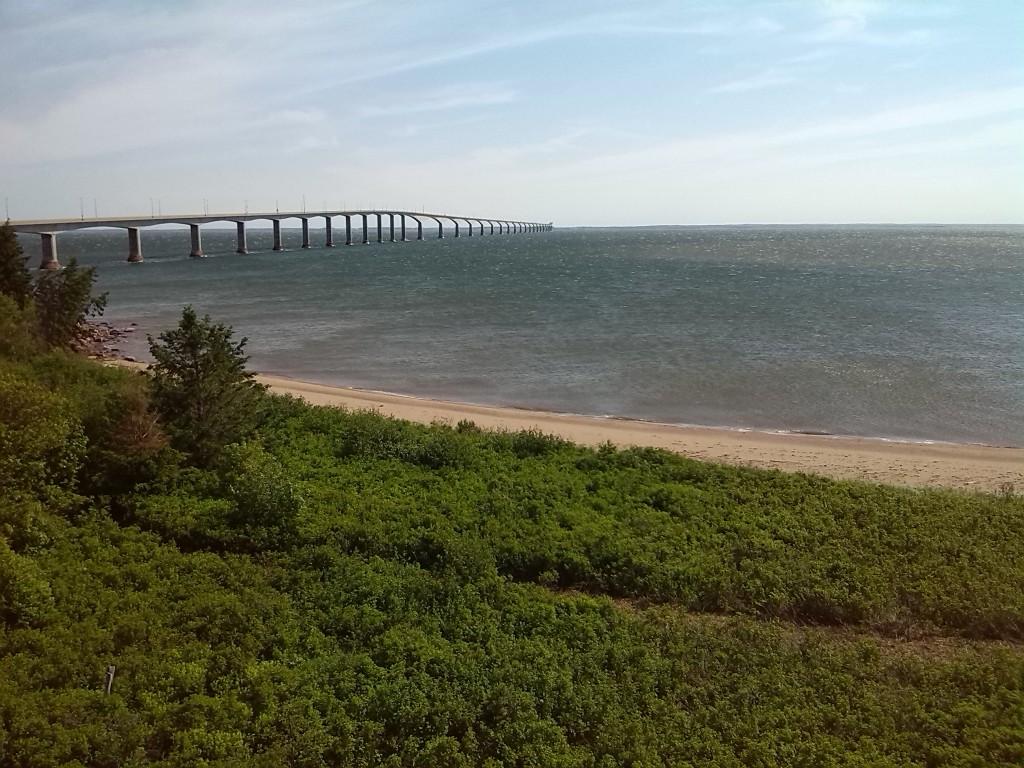 Confederation Bridge – Brücke nach P.E.I